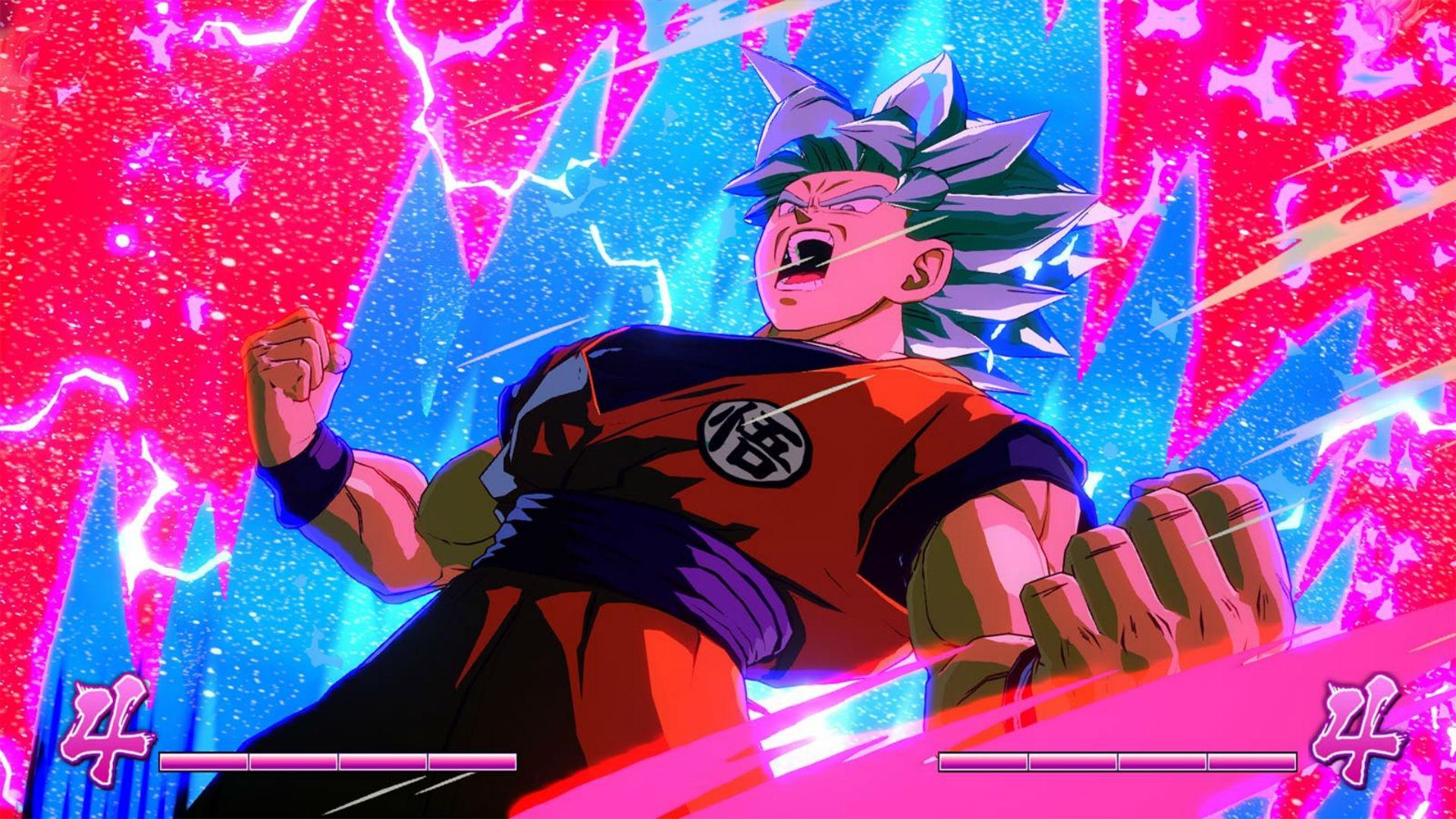 Review: Dragon Ball FighterZ screenshot