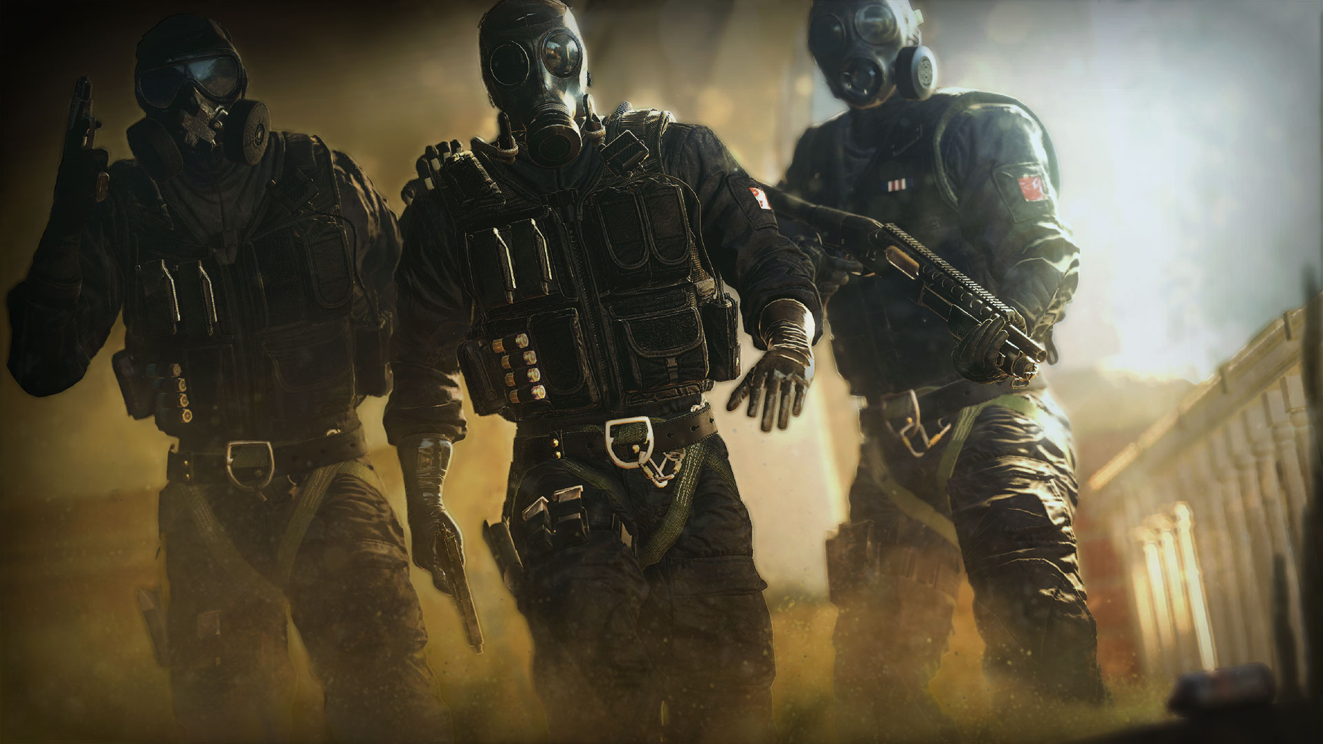 Rainbow Six Siege Is Getting A Limited Time Cooperative Pve Mode