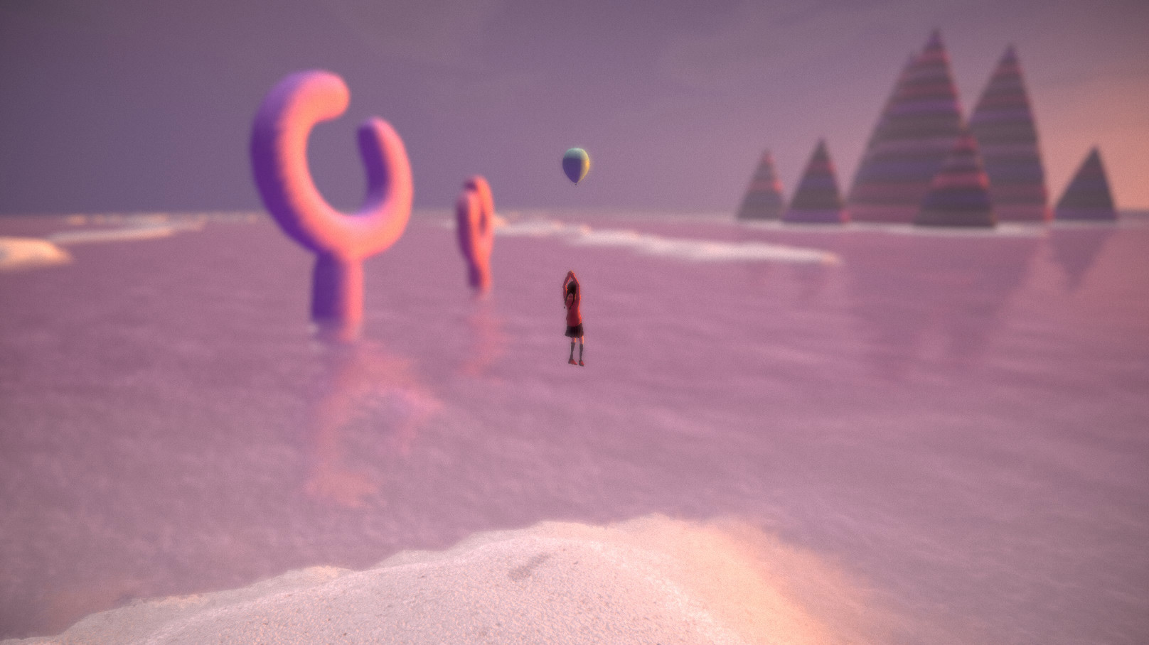 Yume Nikki lives on with 3D follow-up Dream Diary