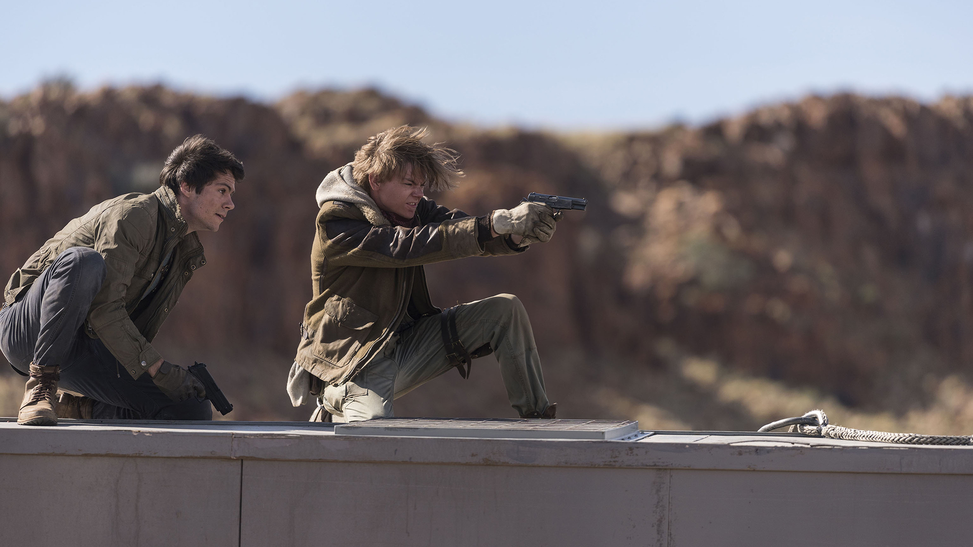Review: The Maze Runner: The Death Cure screenshot
