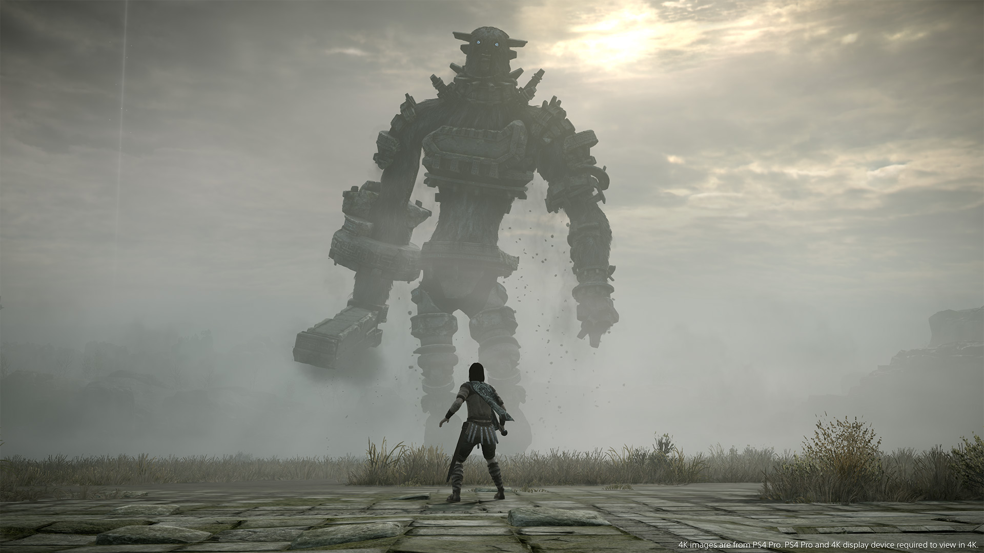 Image result for Shadow of the colossus ps4 1920x1080