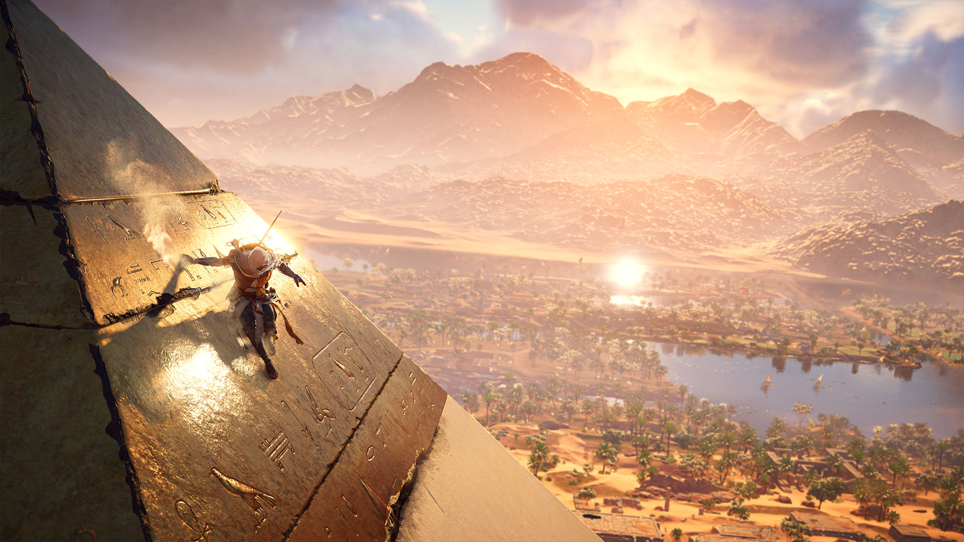 Assassin's Creed Origins team confirms New Game+ is coming at some point screenshot