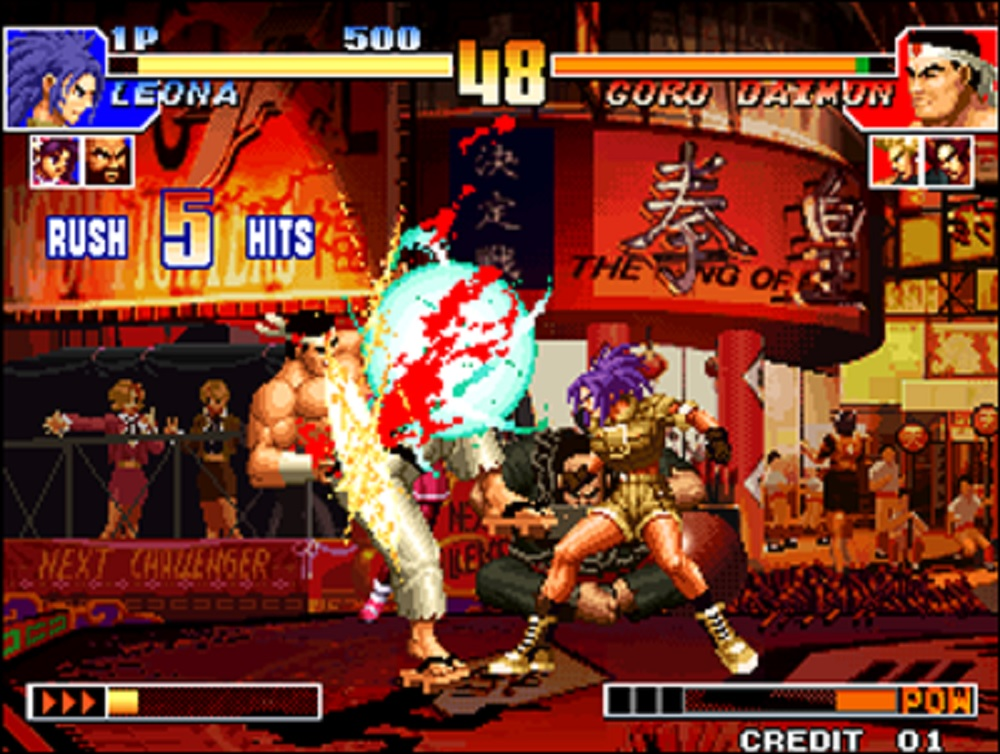 king of fighter 97 apk game download