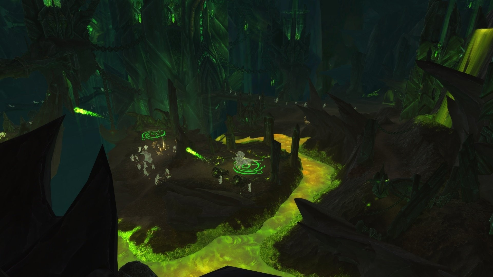 Battle for Azeroth descends on World of Warcraft this summer