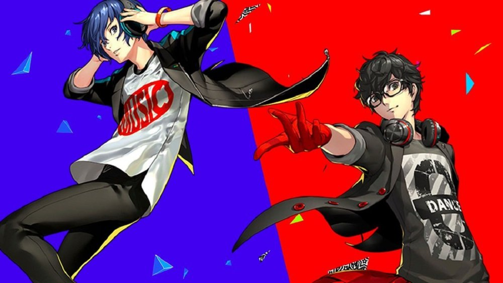 'Commu mode' revealed for Persona Dancing Night games screenshot