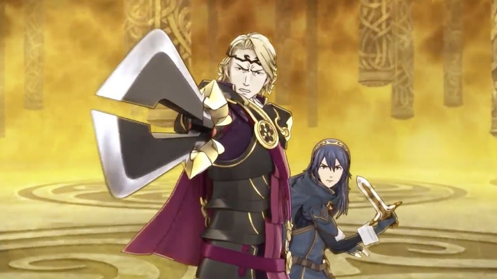 Fire Emblem Heroes announcement to be live streamed tonight screenshot