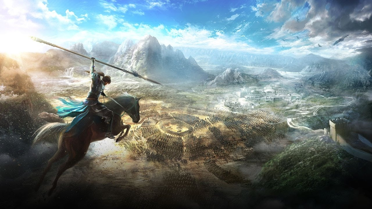 Review: Dynasty Warriors 9 screenshot