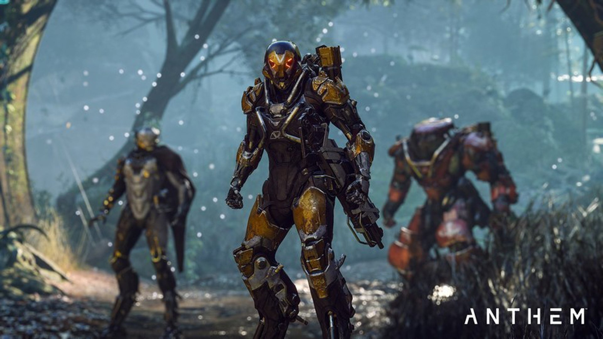 EA confirms a delay for BioWare's Anthem, allegedly to make room for Battlefield screenshot