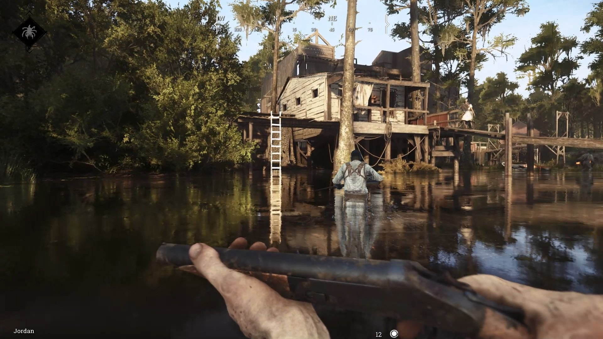 We tried to send all of Hunt: Showdown's monstrosities back to hell where they belong screenshot