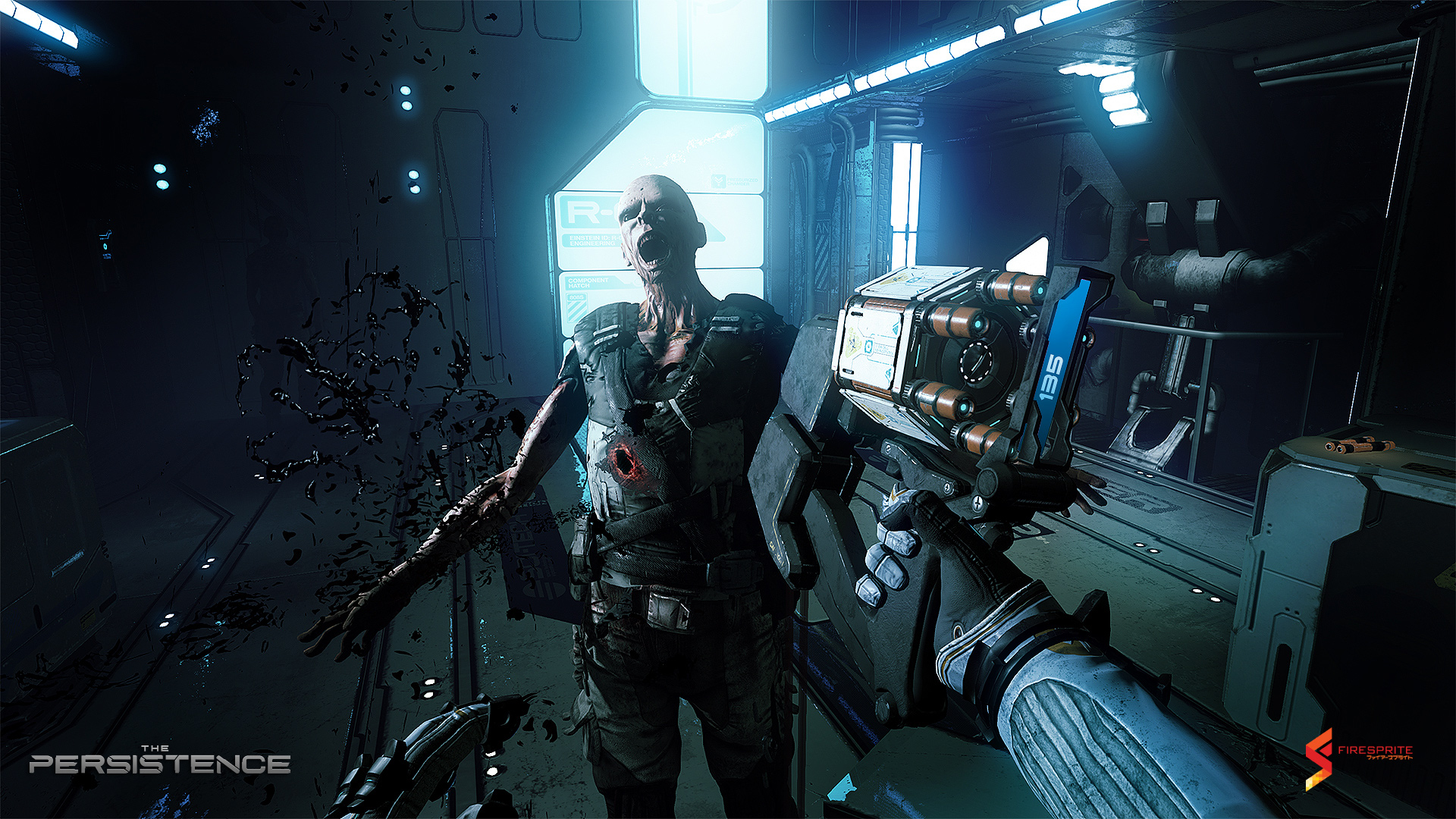 The Persistence Looks Like The Next Promising Playstation Vr Horror Game