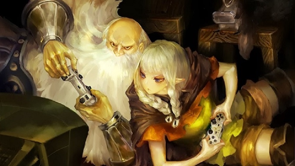 New Dragon's Crown Pro trailer highlights co-op action screenshot