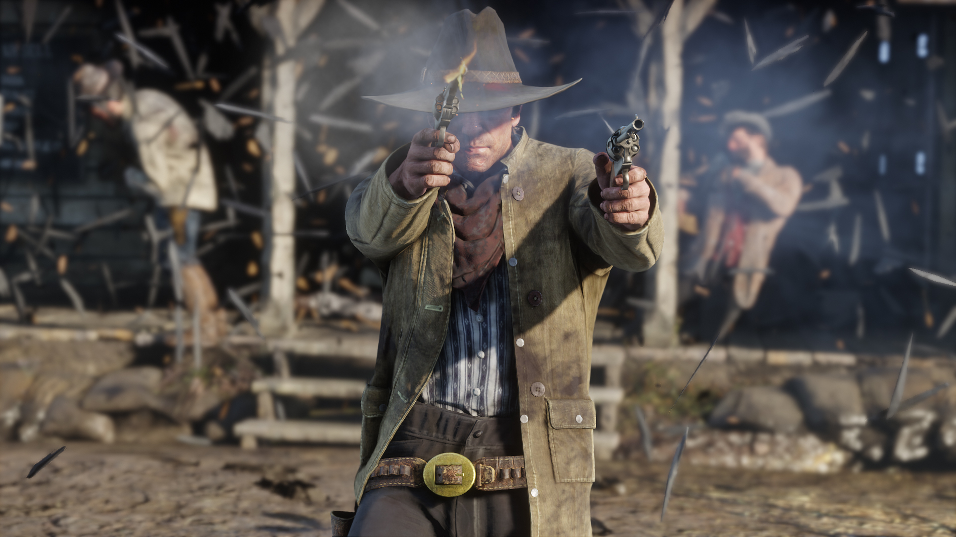Red Dead Redemption 2 rides into another delay screenshot