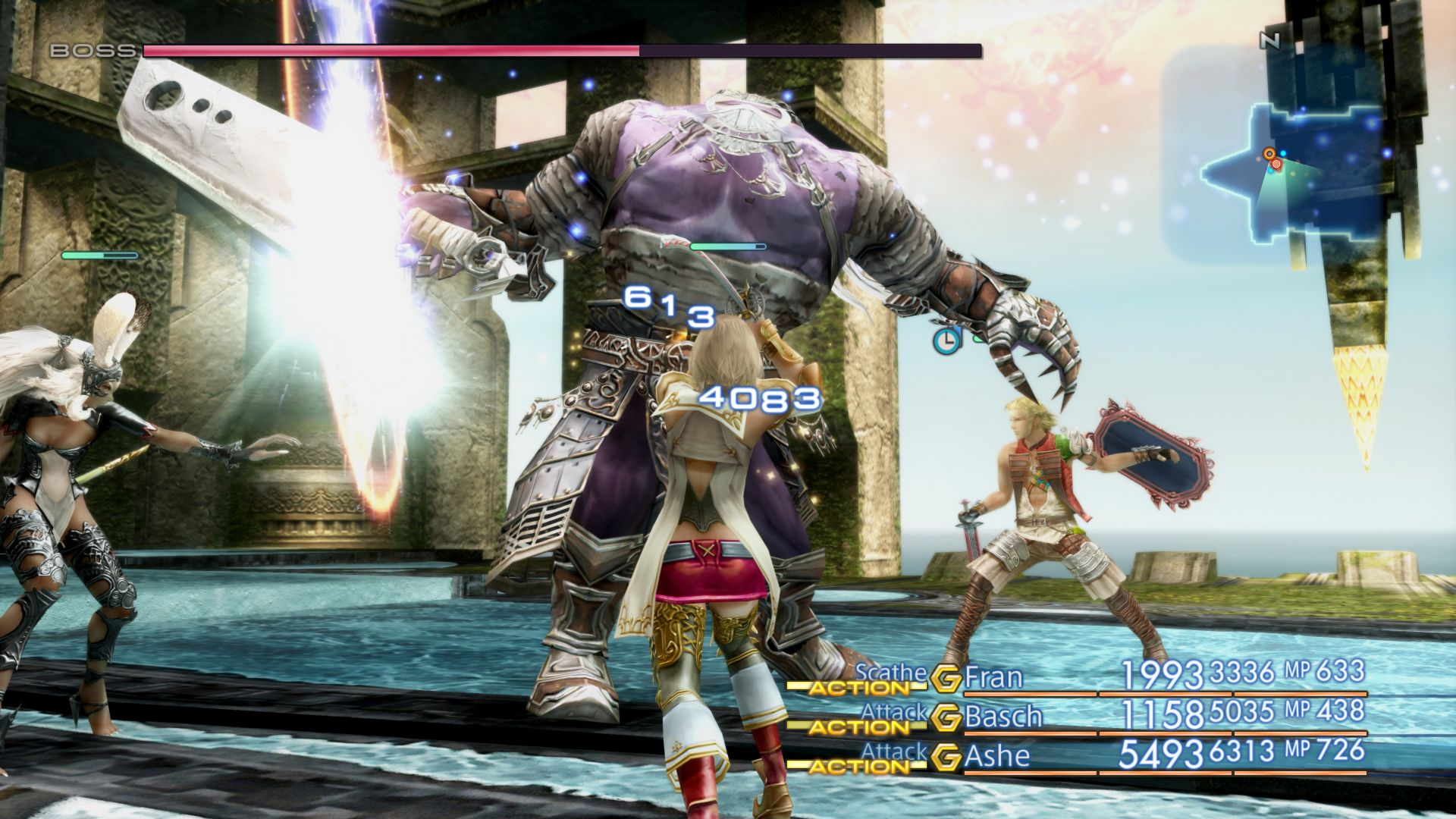 Final Fantasy Xii The Zodiac Age S Pc Launch Trailer Proves How