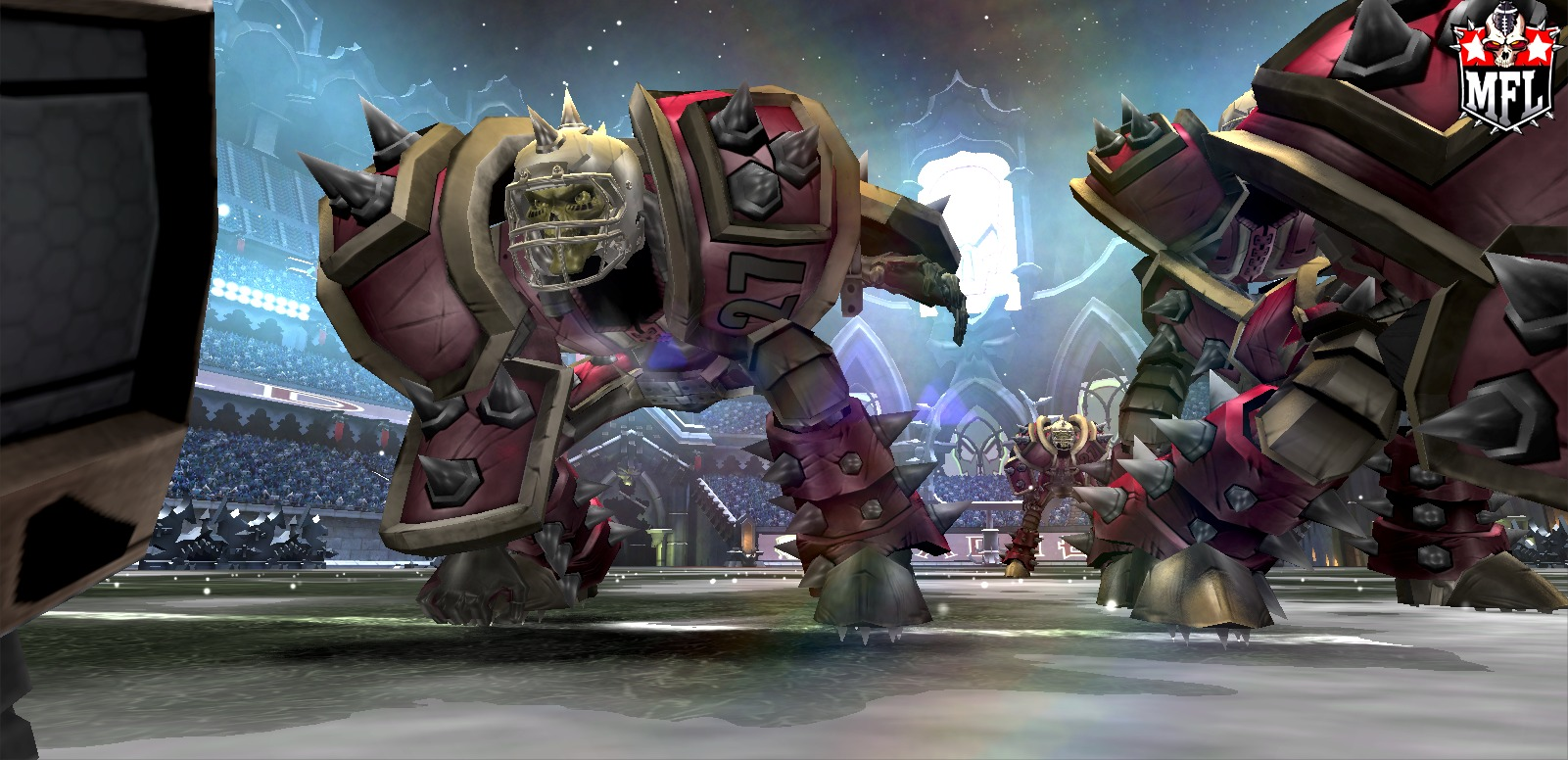 It's Big Football Weekend, so we have some Mutant Football League codes to give away screenshot