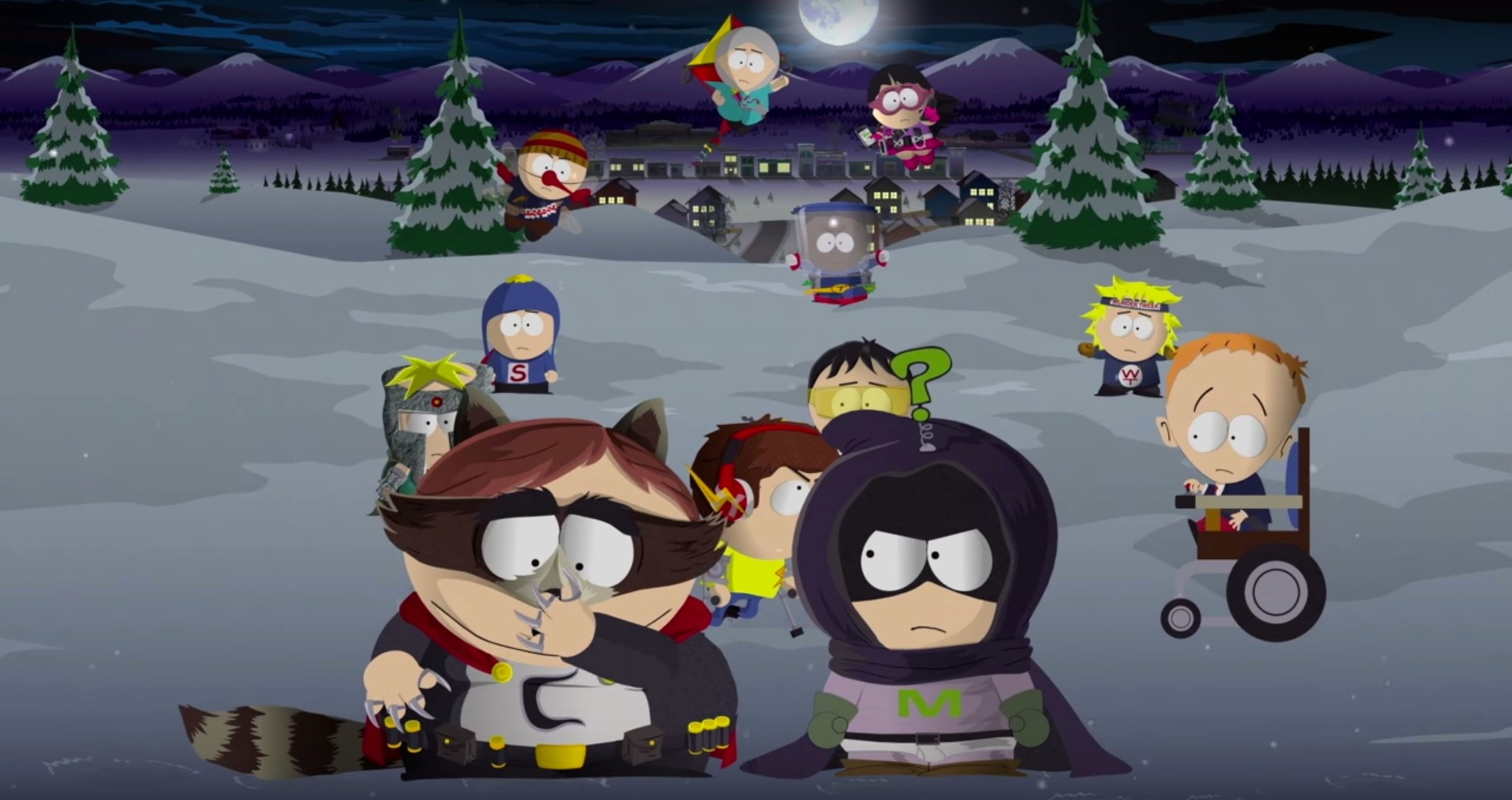 More evidence points to South Park: The Fractured but Whole coming to Switch screenshot