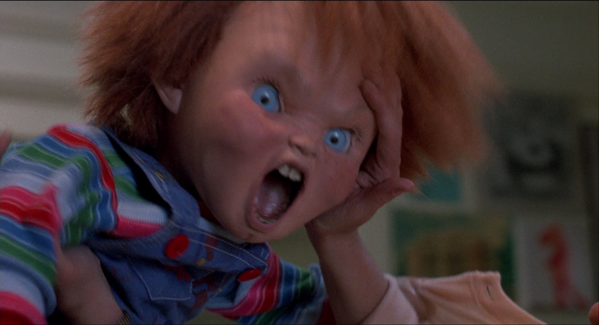 Child's Play television show in development from series creator screenshot