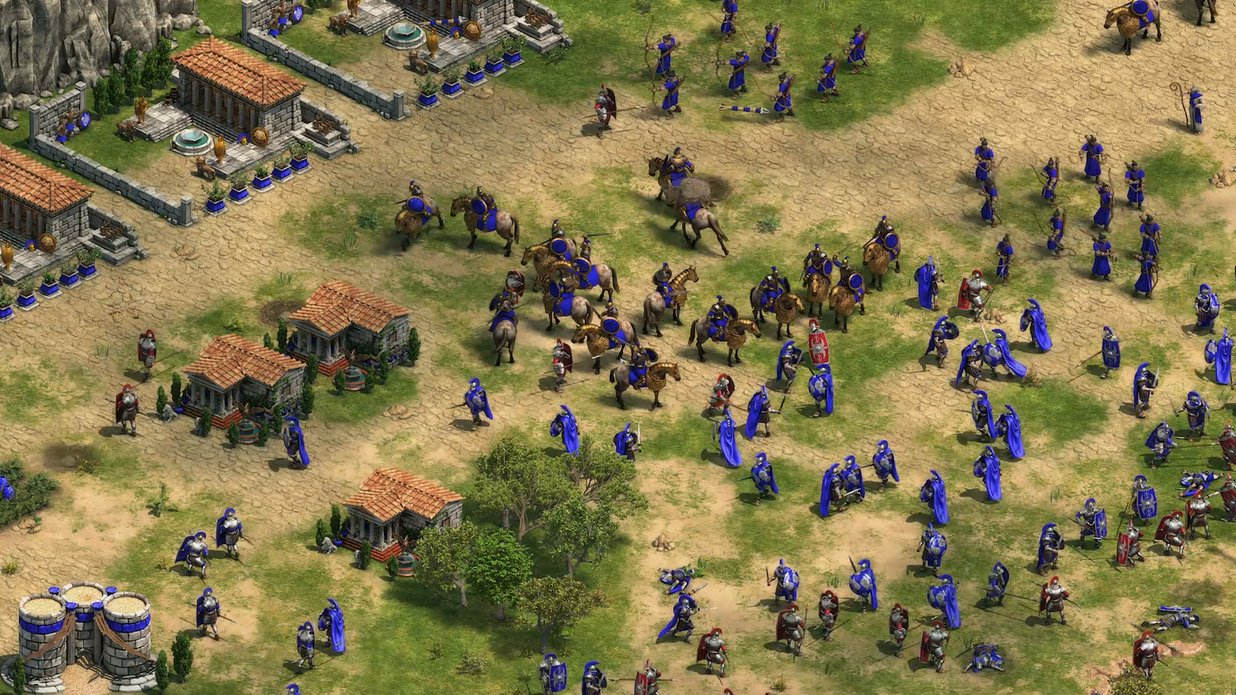Definitive Edition Arrives on Windows 10 — Age of Empires