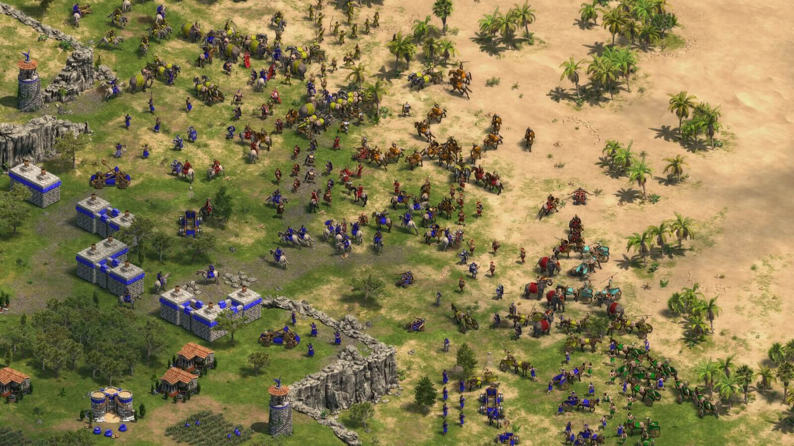 Definitive Edition now available — Age of Empires