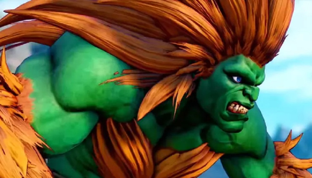 Capcom to showcase Blanka today in Street Fighter V live stream screenshot