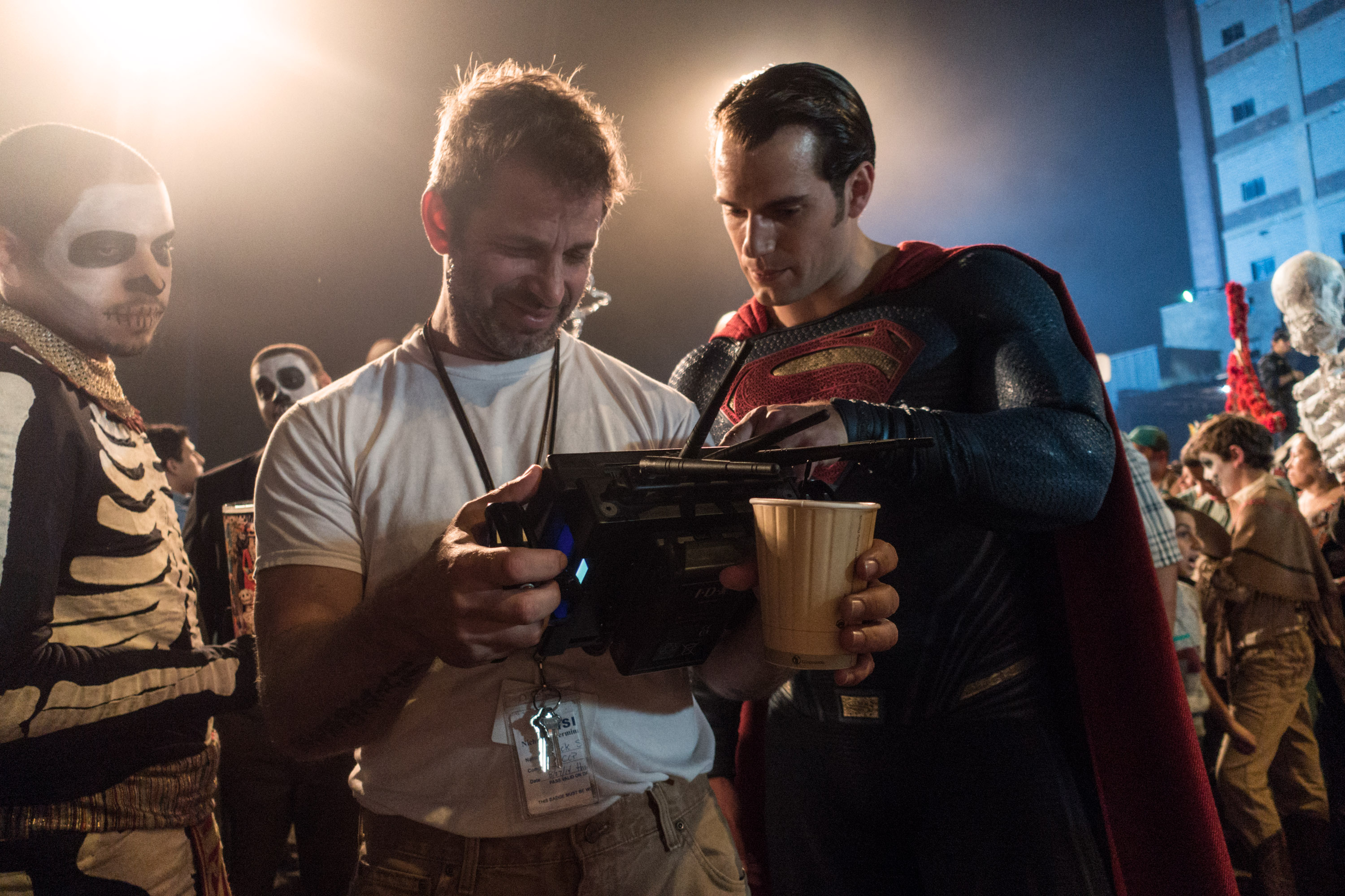 Zack Snyder may have actually been fired from Justice League screenshot