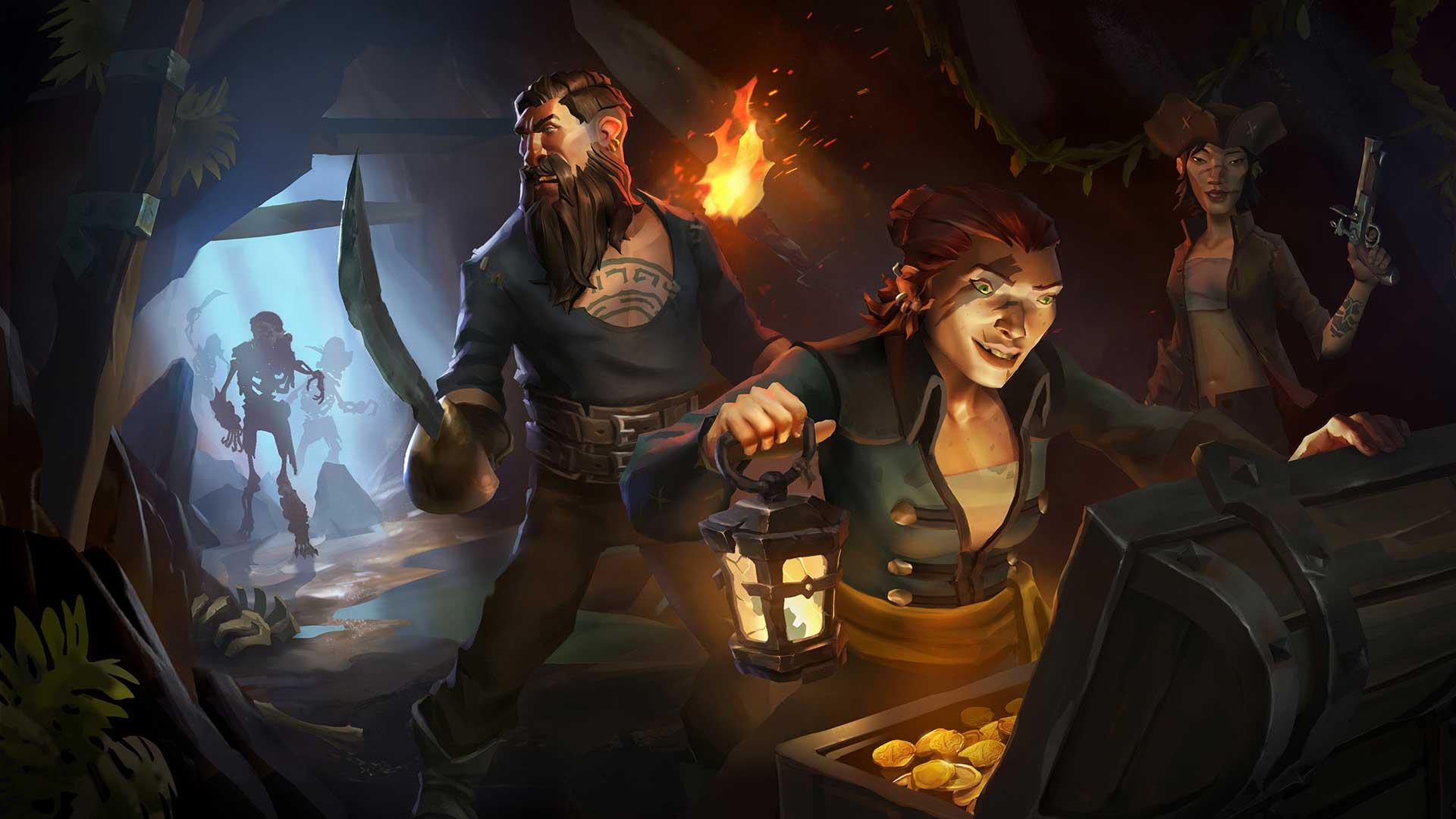 Your PC doesn't need to be a man-of-war to run Sea of Thieves screenshot