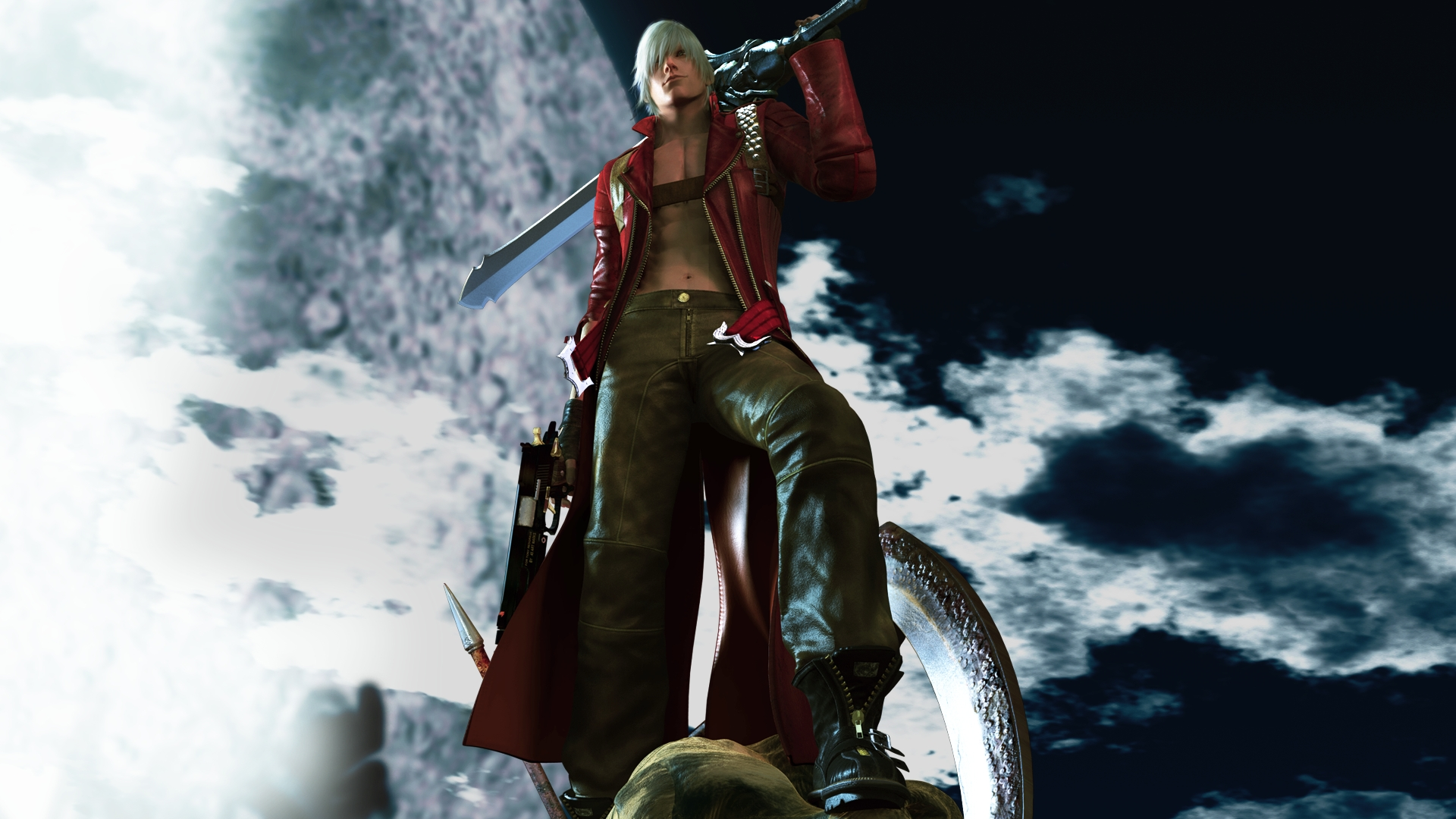 Devil may cry hd will be free for twitch prime members this month devil may cry is a twitch prime freebie starting february 27 2018 siliconera voltagebd Images