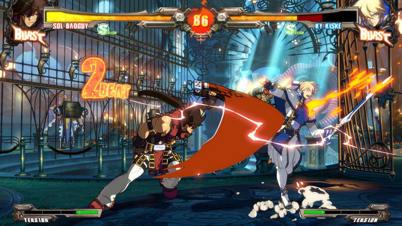 Guilty Gear creator says the Switch 'might not be a good match' for the series, but his team is working on it screenshot