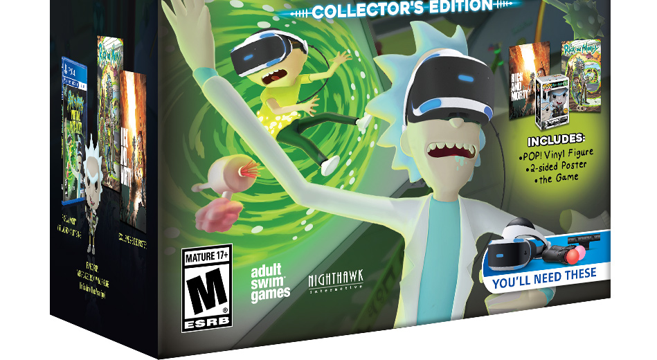 Rick And Morty: Virtual Rick-ality Hits PS4 In April