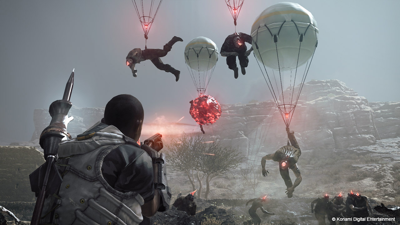 Metal Gear Survive Is Back With A Beta On PC, PS4, And Xbox One