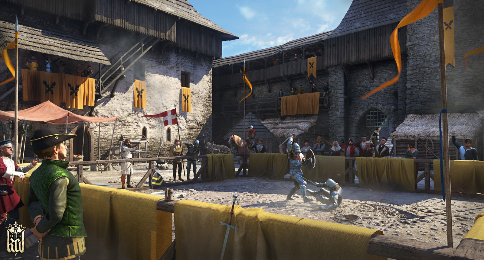 Modders Have Already Fixed Kingdom Come: Deliverance's Saving And Lockpicking