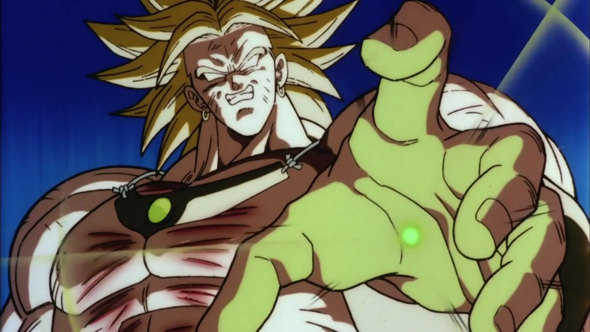 Broly And Bardock Coming To Dragon Ball FighterZ