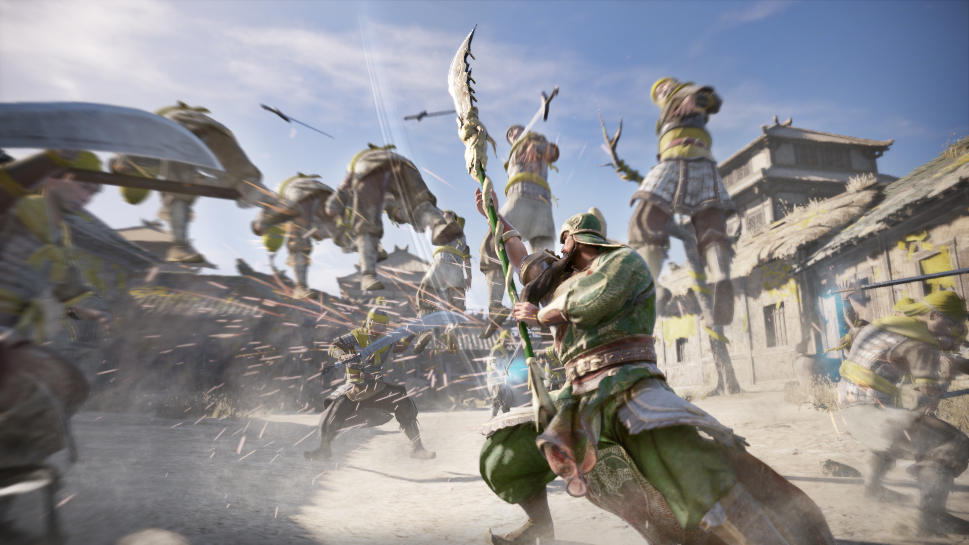 Dynasty Warriors 9 Is A Technical Mess On Consoles
