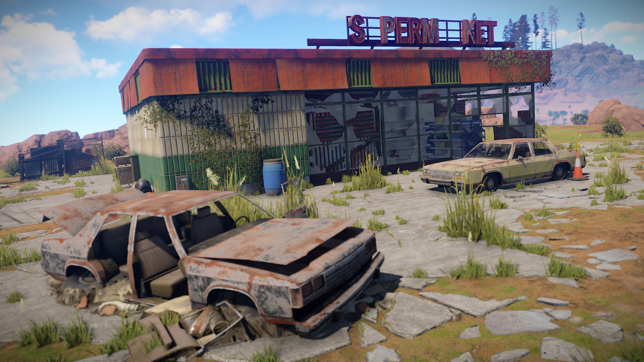 Rust Is At Its Best When Players Strike A Balance Between Creativity And Role Playing There Arent Many Games Capable Of Generating The Kinds