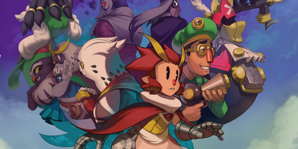 Owlboy is the skyward hero Nintendo fans deserve screenshot