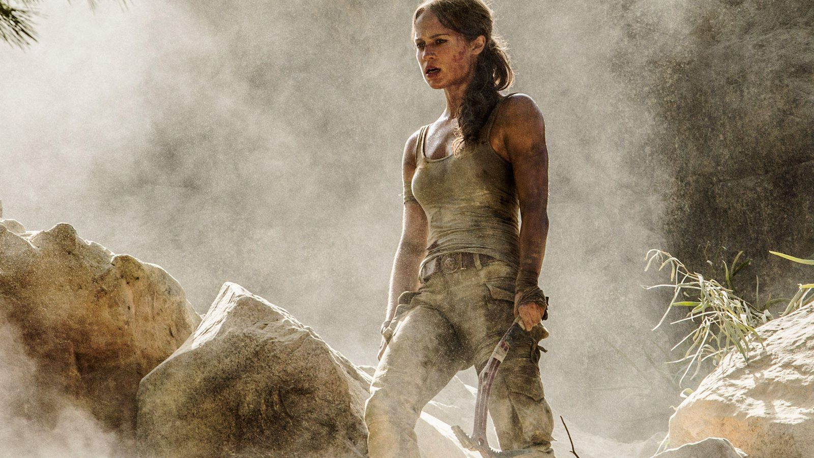 Here's our first look at Mattel's Tomb Raider Barbie screenshot