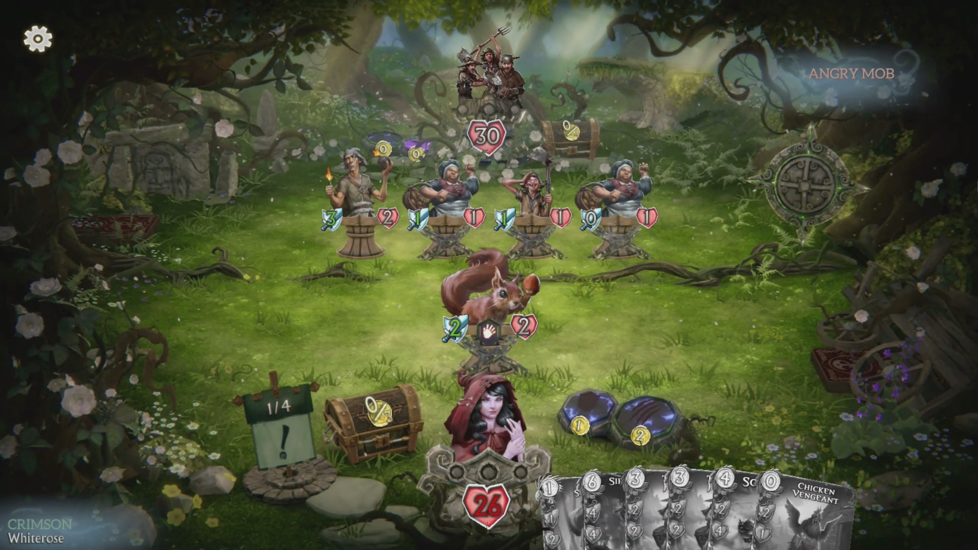 Fable Fortune launches free-to-play on PC and Xbox this week screenshot