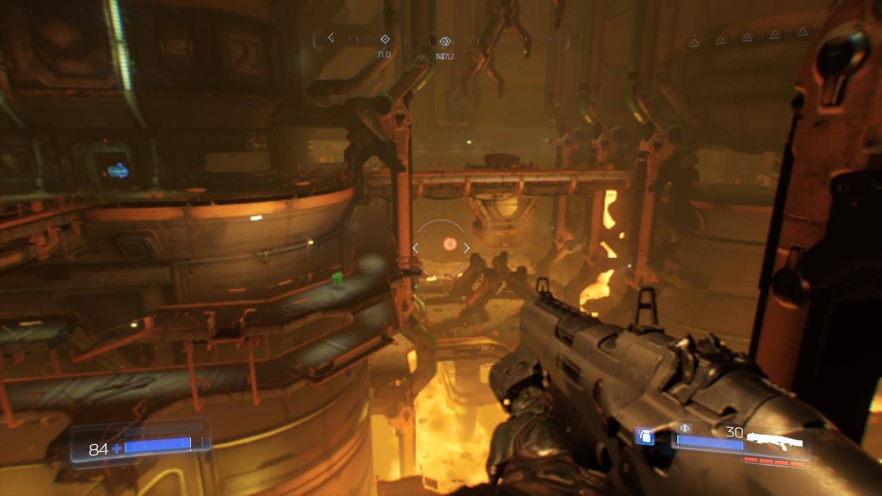 Doom Switch update adds motion controls screenshot