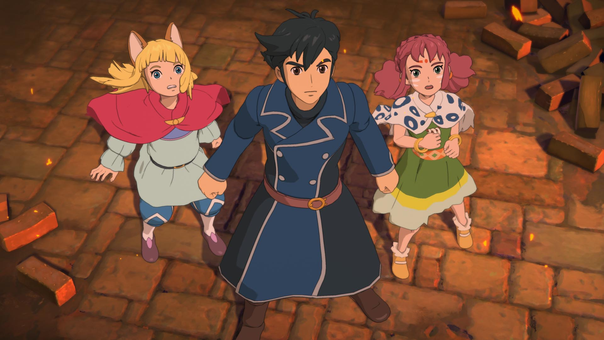 Ni No Kuni 2 has gone gold, only an act of God can delay it now screenshot