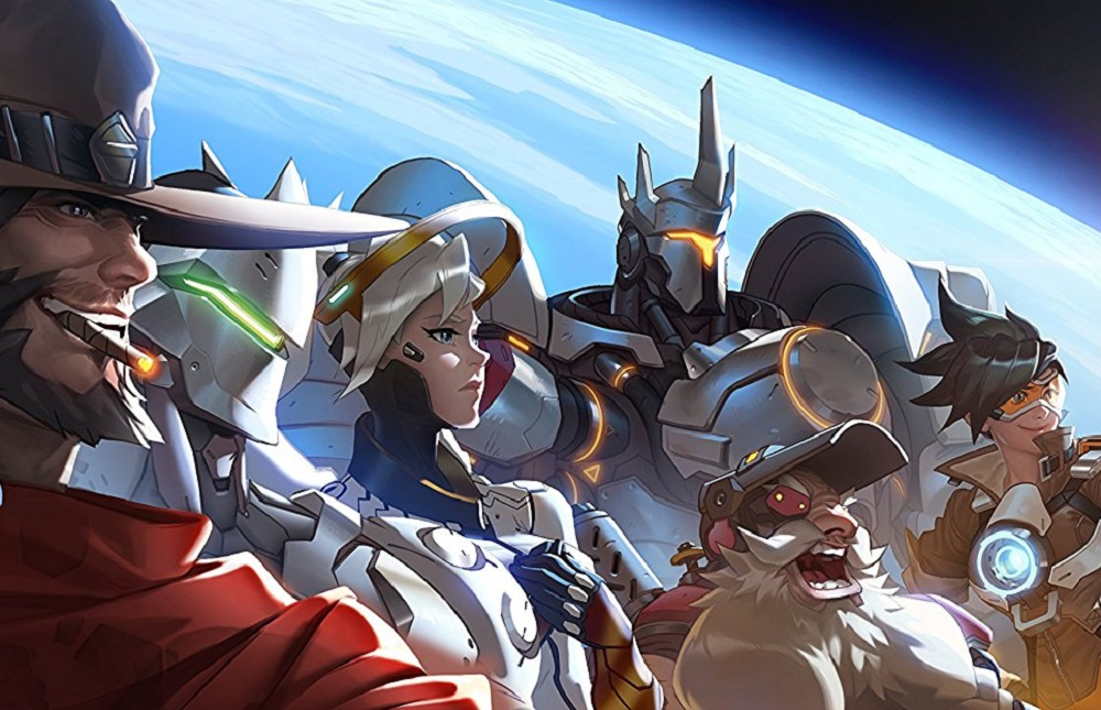 Overwatch teases 'White Dome' hero reveal with enigmatic report screenshot
