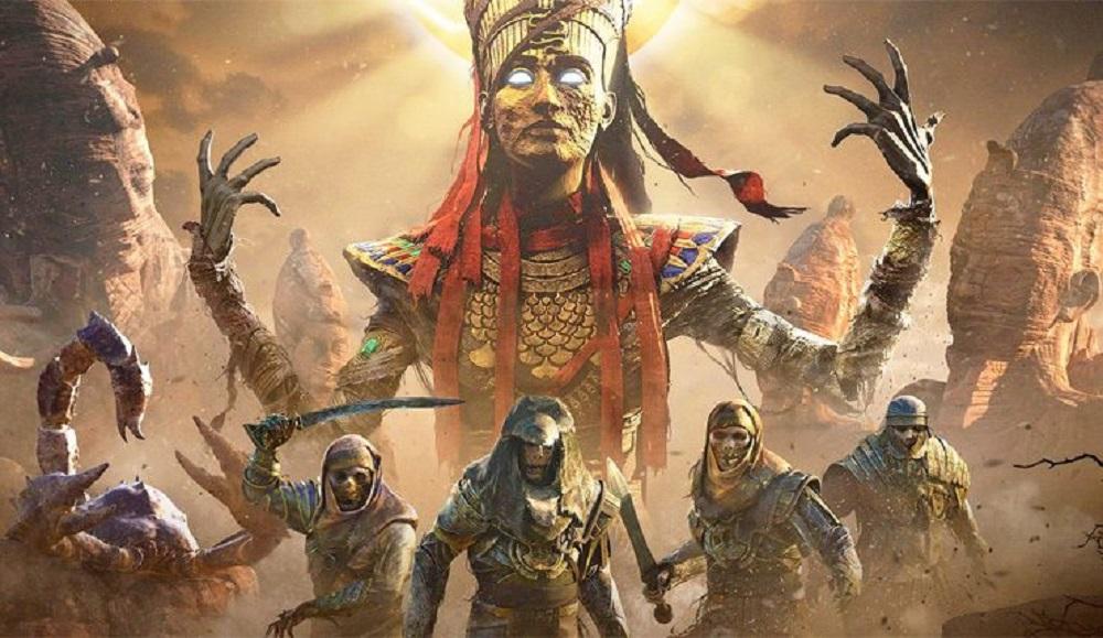 Assassin's Creed Origins' DLC has been slightly delayed screenshot