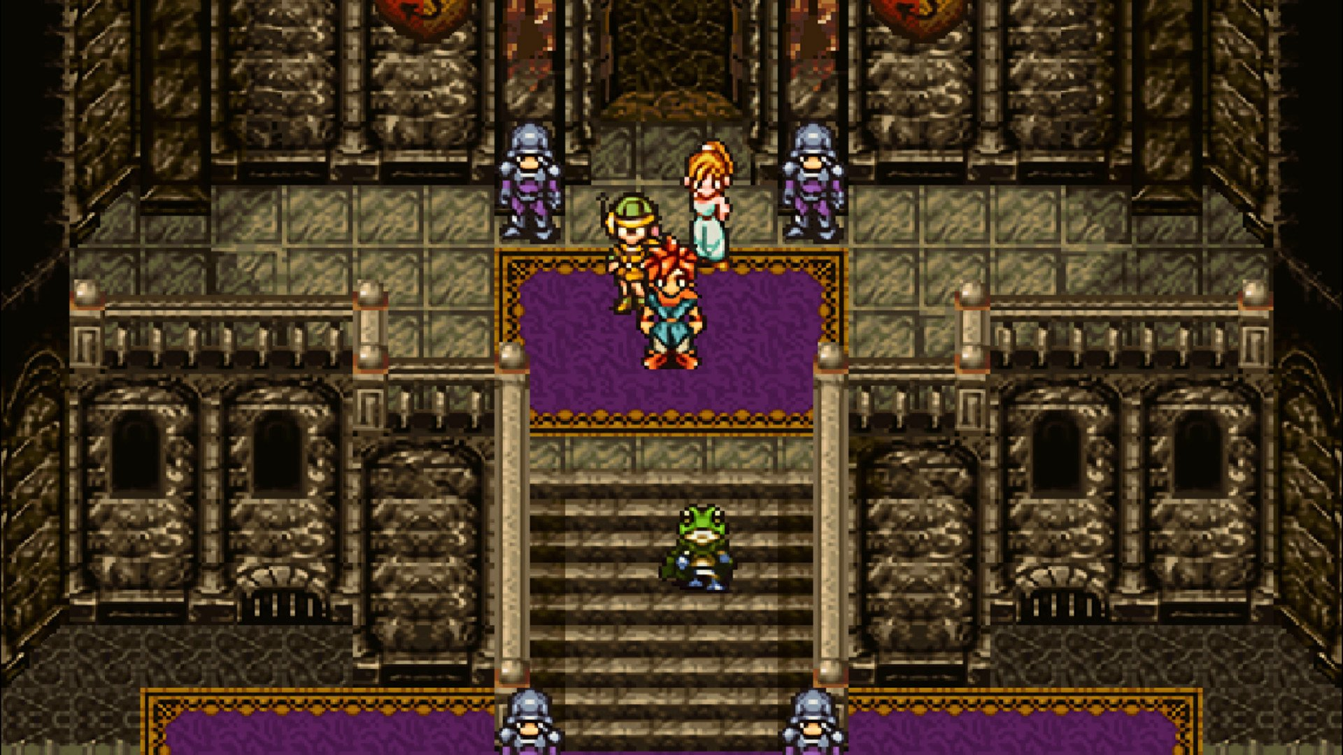 Chrono Trigger has come to Steam, but it looks off screenshot