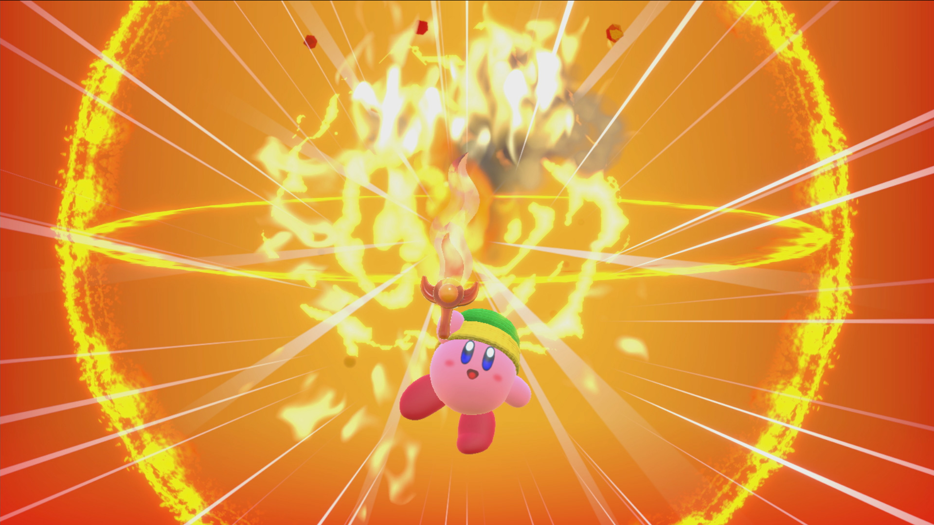 Review: Kirby Star Allies screenshot