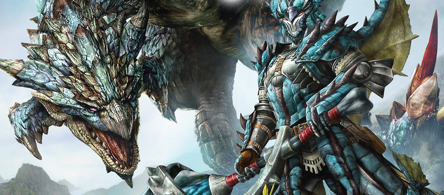 Is World Your First Monster Hunter Game