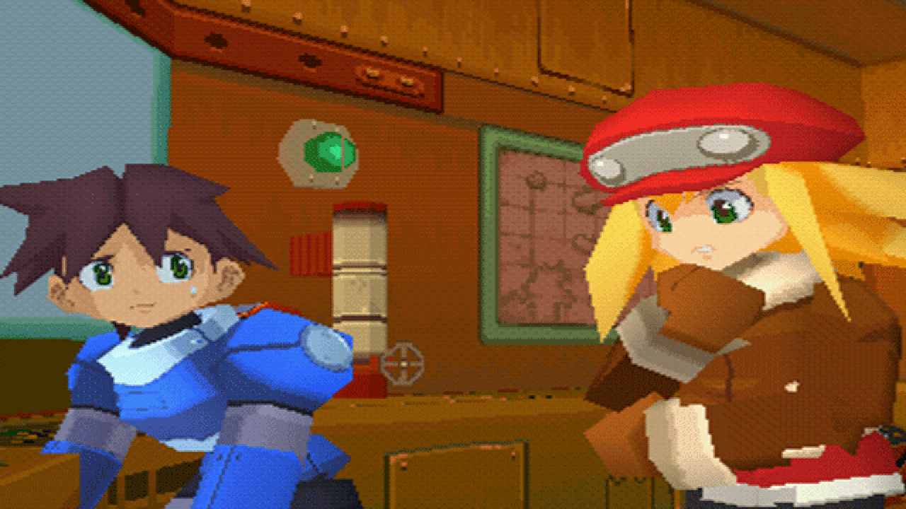 The most passionate Mega Man fan community is holding a fun contest to finish the ending for Legends 2 screenshot