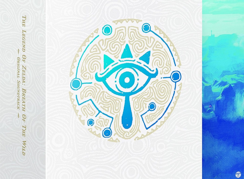 Check out this beautiful Zelda: Breath of the Wild soundtrack set screenshot