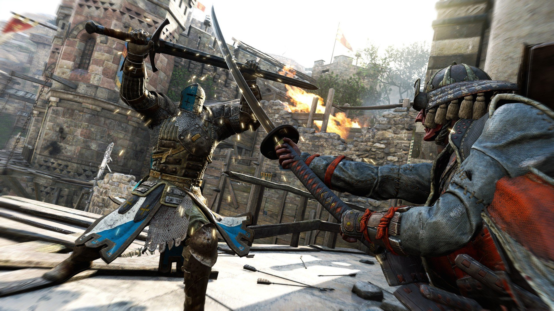 For Honor is getting dedicated servers on consoles tomorrow