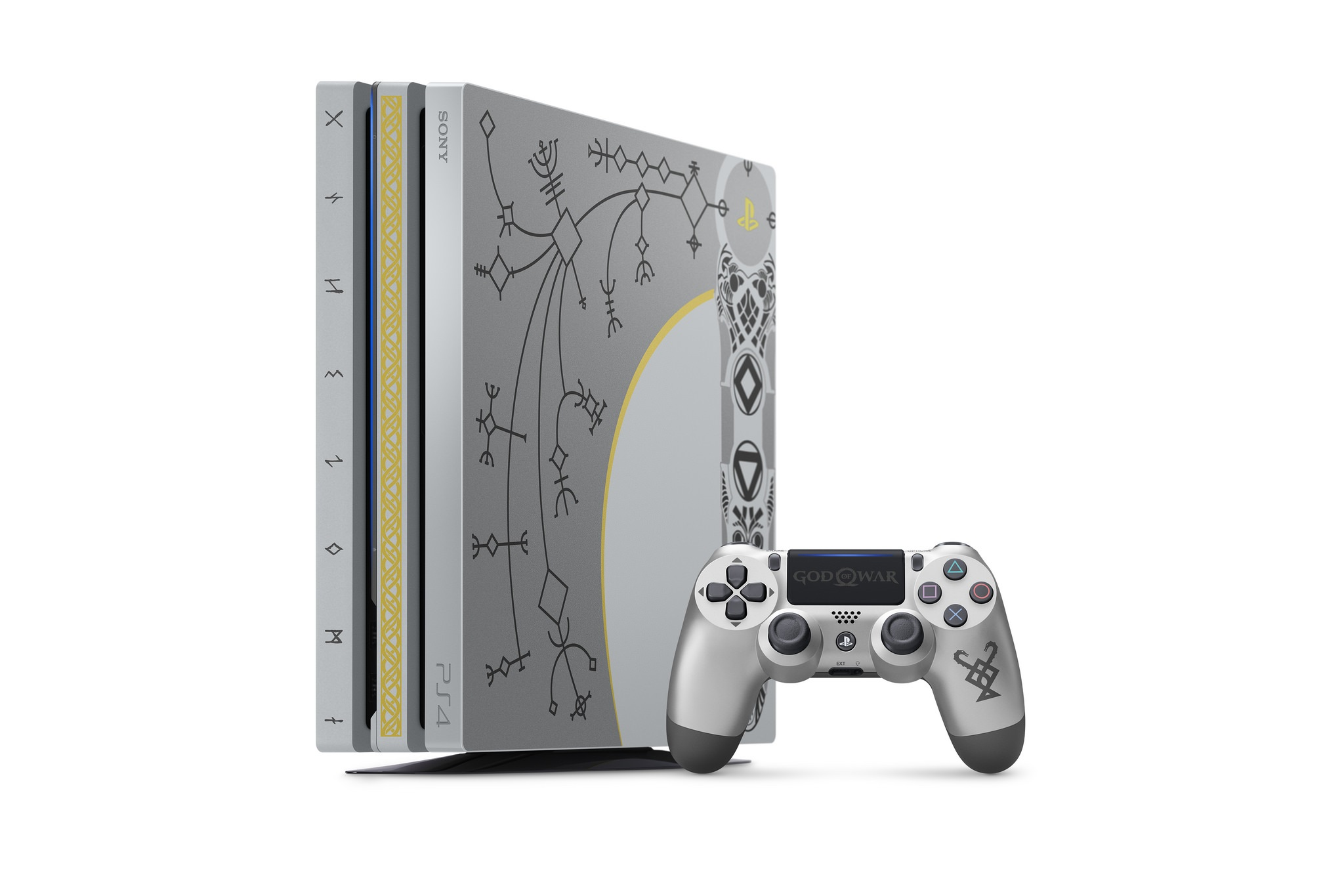 God of War is getting a special edition PS4 Pro bundle screenshot