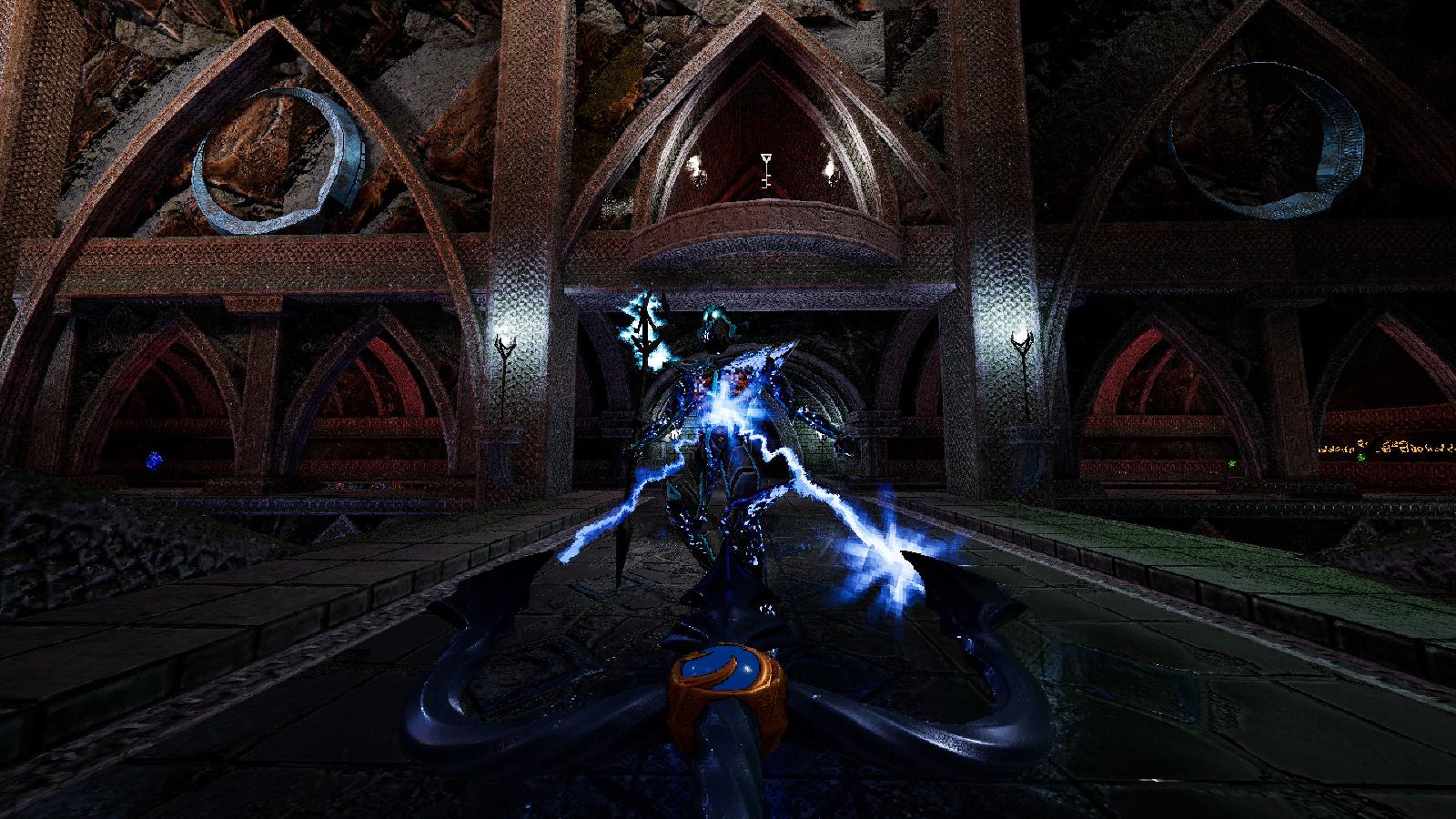 Amid Evil brings Heretic vibes to Steam next week screenshot