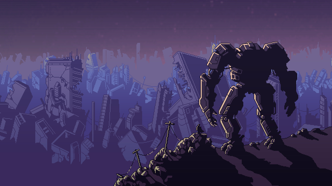 Review: Into the Breach screenshot