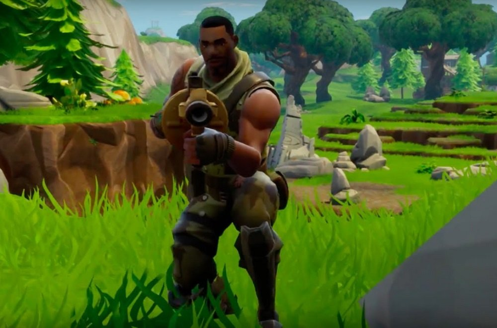 Fortnite Battle Royale is coming to iOS and Android devices screenshot